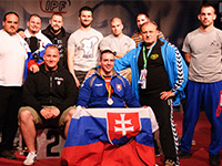 European Powerlifting Championships 2015